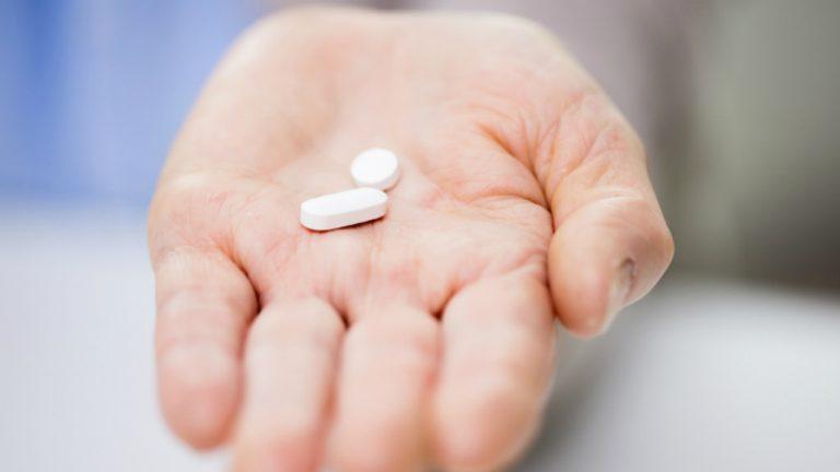 Cuando hay dolor, paracetamol