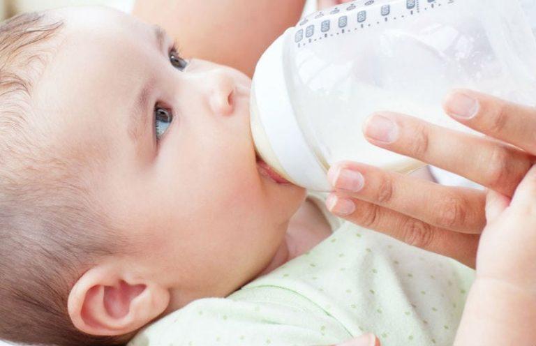 Señales de un bebé hambriento