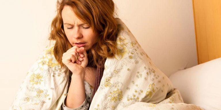 Cómo aliviar la tos con flemas
