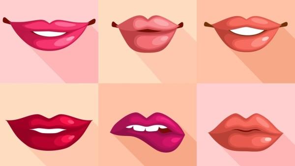 diferentes tipos de labios - Consejos para usar un labial rojo