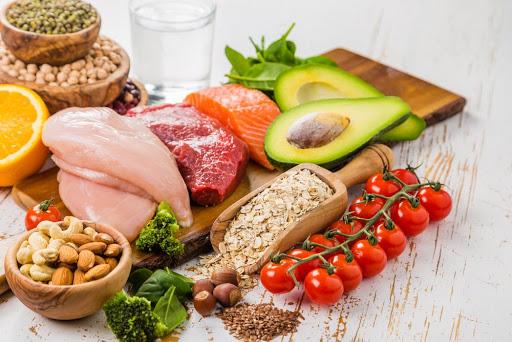 alimentos sanos - Cómo eliminar la celulitis