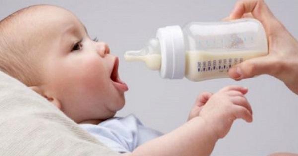 bebe y mamila - Bondades de la leche materna