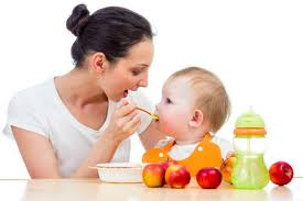 mama y bebe - Alimentación sana en bebés