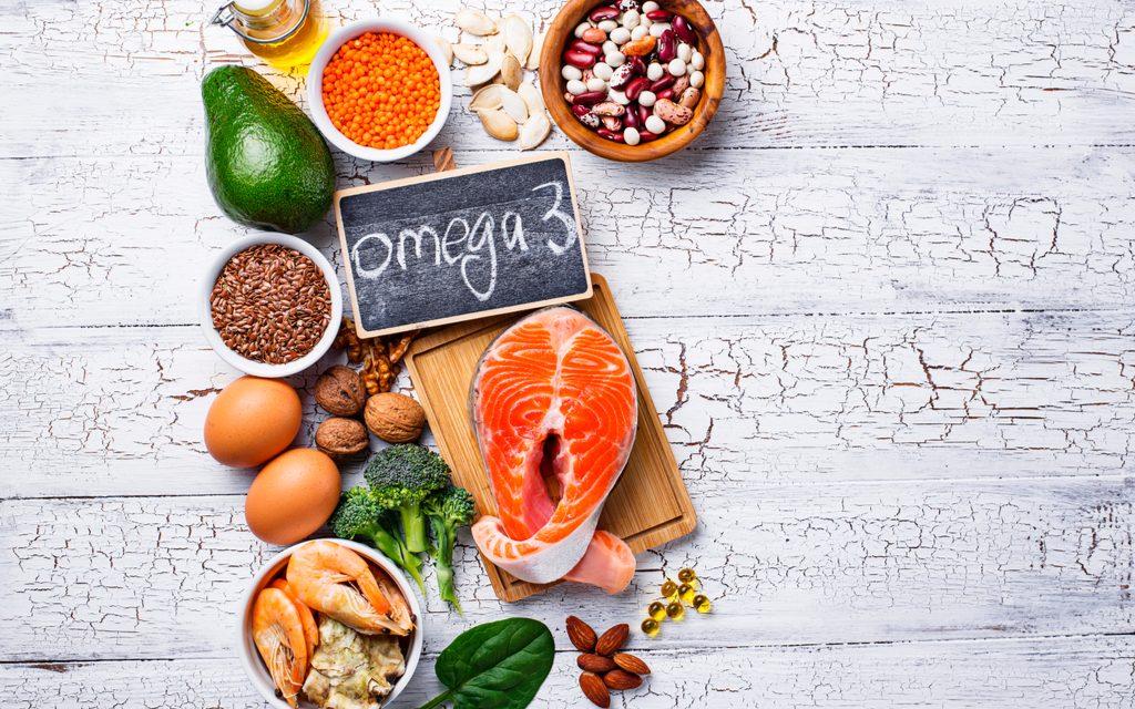 alimentos con omega - Cómo fortalecer tus defensas
