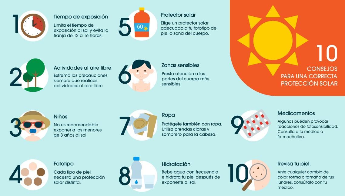 cuida la piel 1 - Tips básicos para el acné