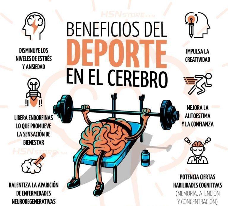 deportes y el cerebro - El deporte y tu salud