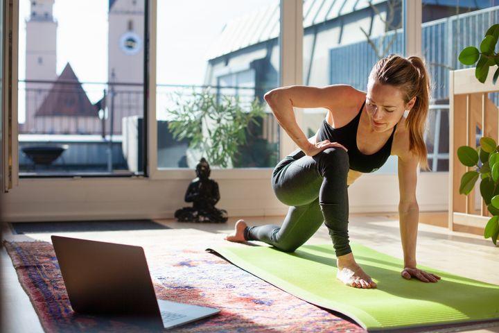 hacer ejercicio en casa - Cómo evitar la somnolencia diurna