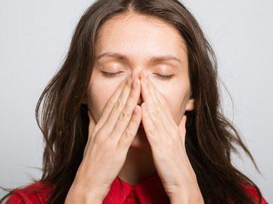 elimina la congestión nasal