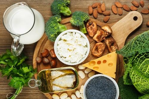 que aporta el calcio a tu cuerpo - El calcio y la comida, checa esto