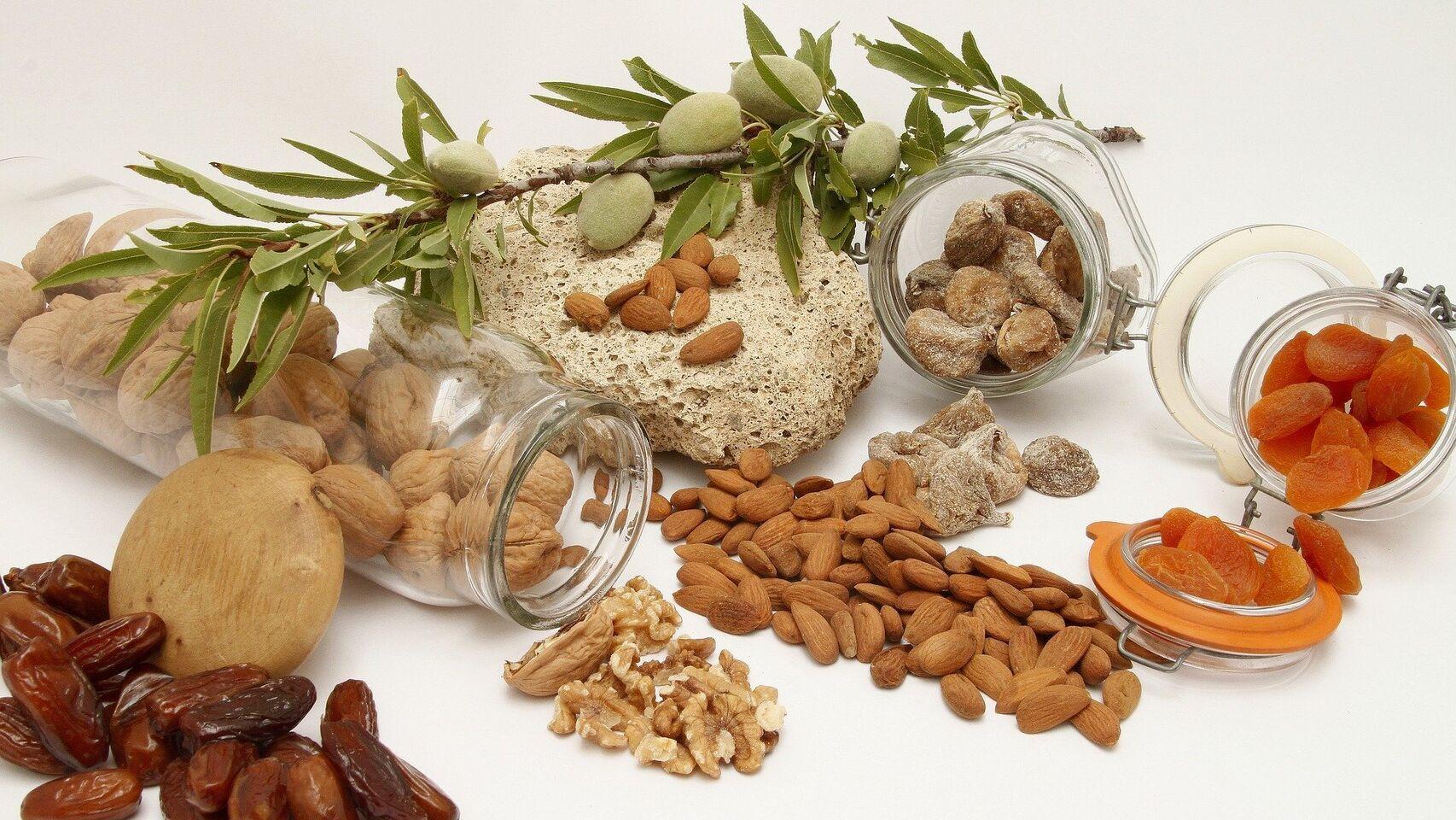 Vitamina E - Qué vitaminas naturales necesito