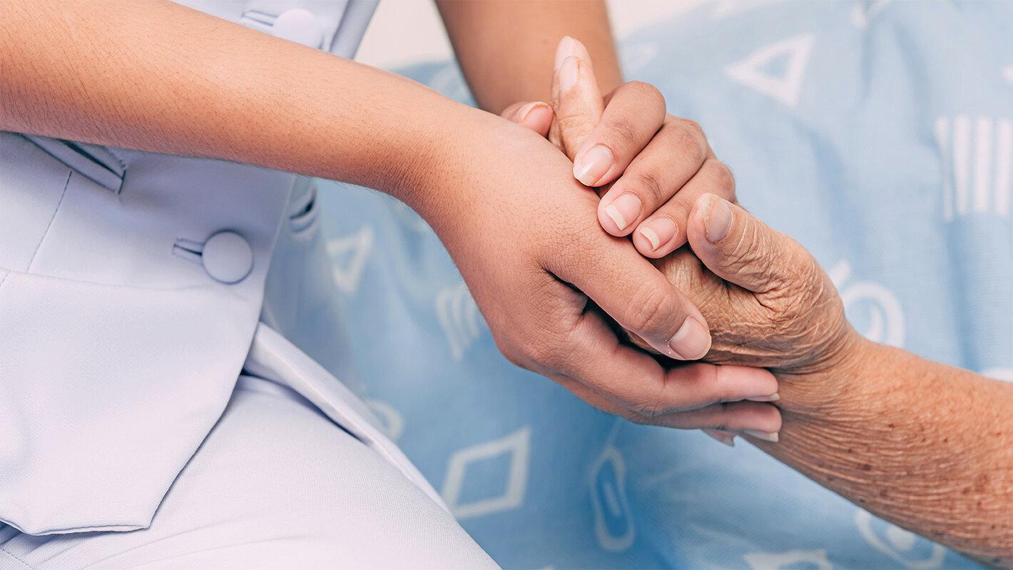 cuidados paliativos - Los cuidados paliativos