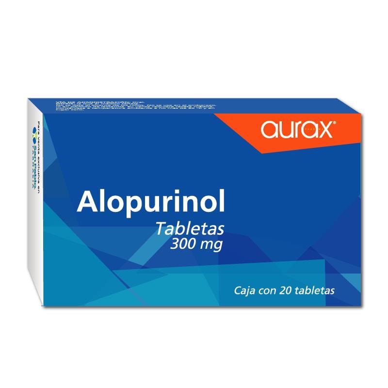 alopurinol aurax insuficiencia renal - Alopurinol Aurax y la Insuficiencia renal