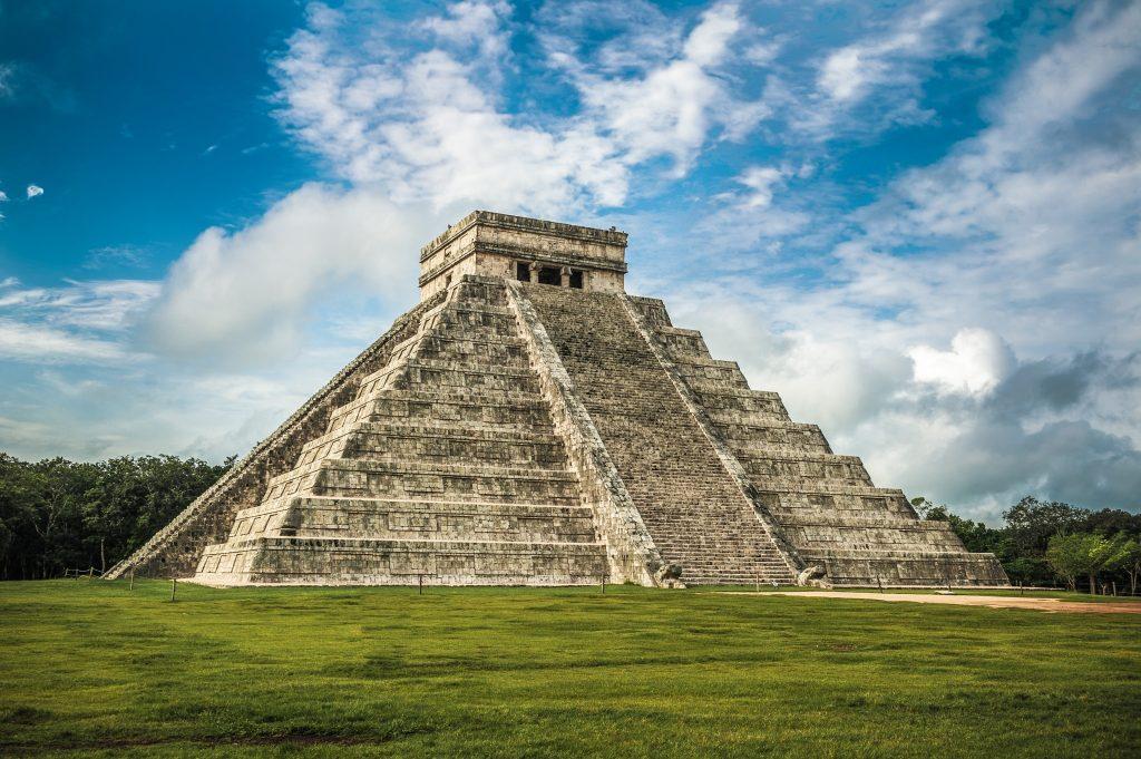 Chichen Itza 1024x681 - Los mejores estados para visitar en México