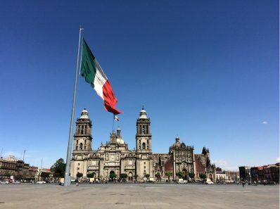 catedral del la ciudad de México
